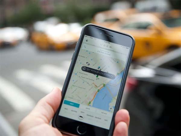 Расчет стоимости поездки Uber