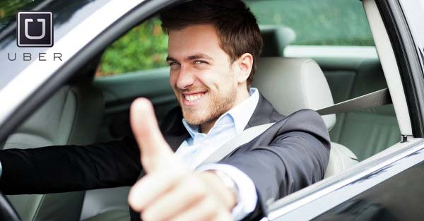Как стать водителем Убер