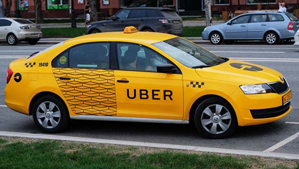Uber авто компании