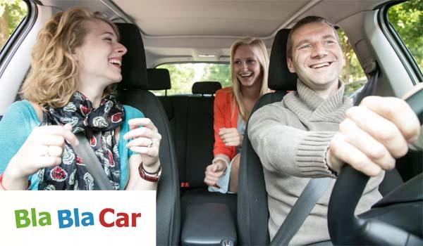 Попутчики BlaBlaCar
