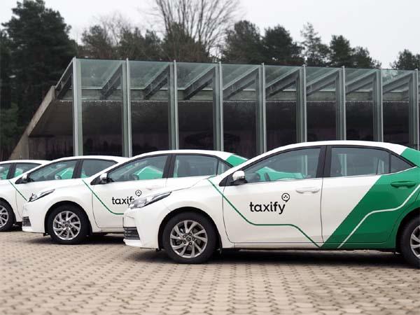 Автопарк Taxify
